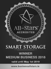 Smart Storage Names Business All Star 2018