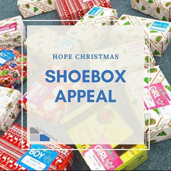Hope Shoebox Appeal