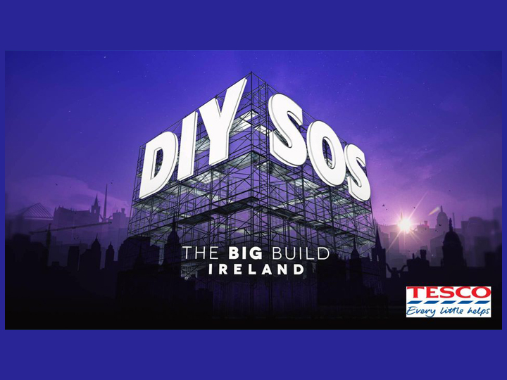 DIY SOS The Big Build Ireland: Leixlip